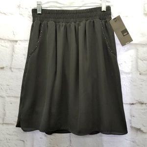 Target Mossimo Black Skirt